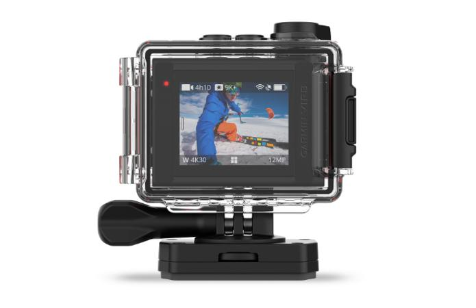 Garmin® unveils VIRB® Ultra 30:  A best-in-class Ultra HD 4K action camera with exclusive features